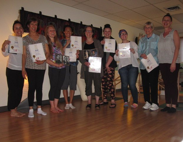 First Degree Reiki Initiation