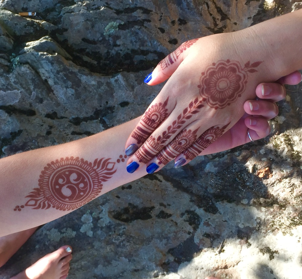what is henna