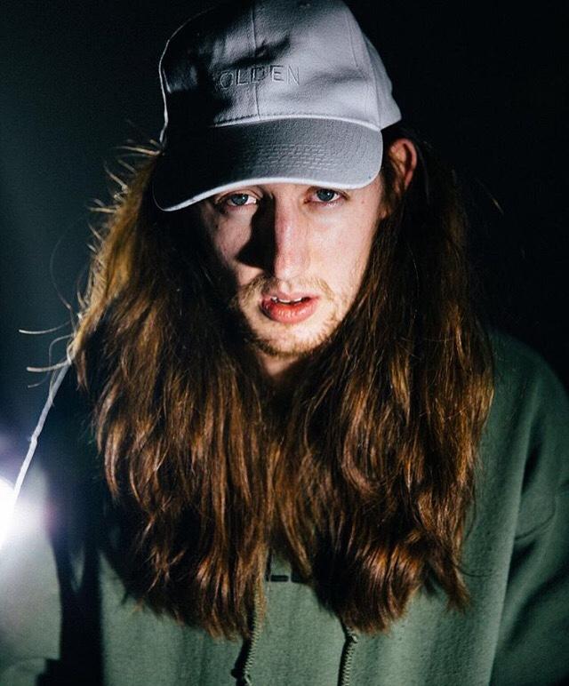 GOLDEN Photographer: Morgan Tedd Model: Dan Warren