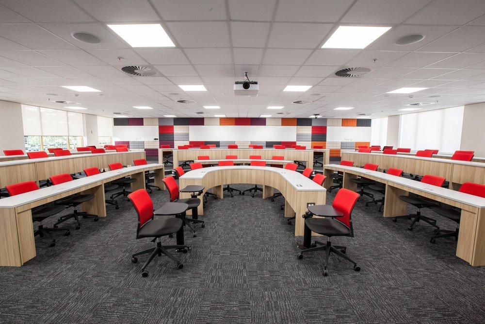 Unisa Mba Mib Business School Wiltshire Swain Architects