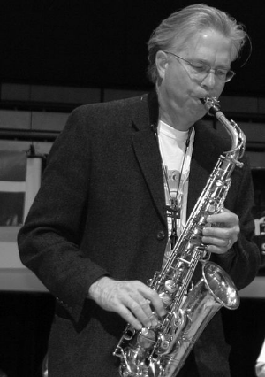 Denver Saxophonist/Flutist Joe Anderies