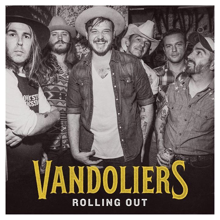 The Vandoliers from Dallas TX to roll onto the Jim Beam Stage!