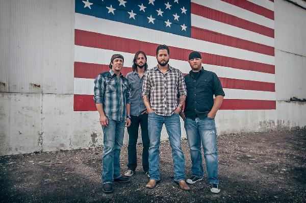 Scooter Brown Band set to rock the Jim Beam Stage this Friday Night!   Call 628.4321 and get your tickets today!