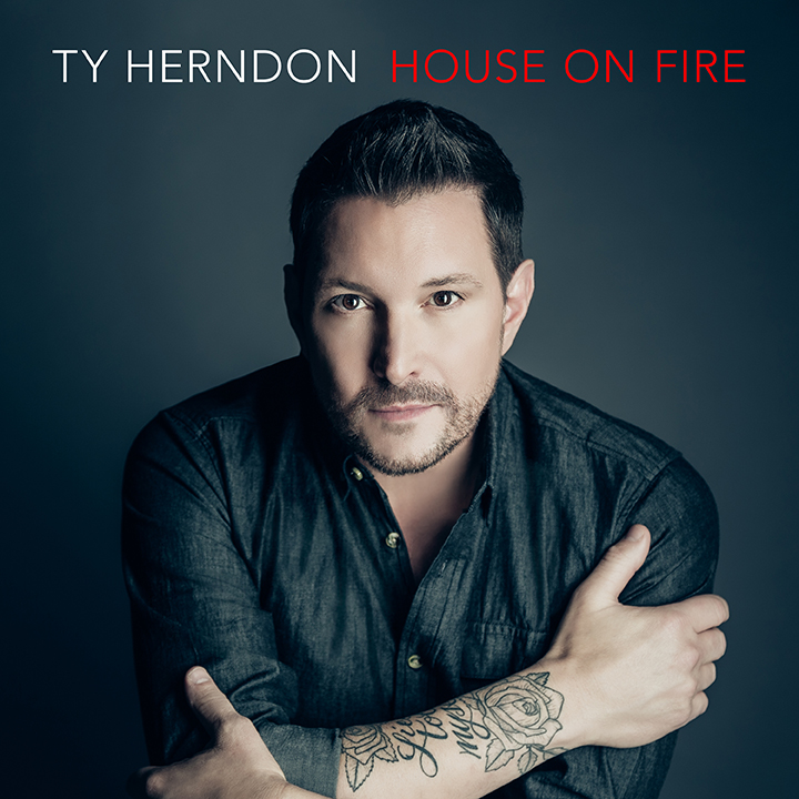 Ty Herndon set to hit the Jim Beam Stage!