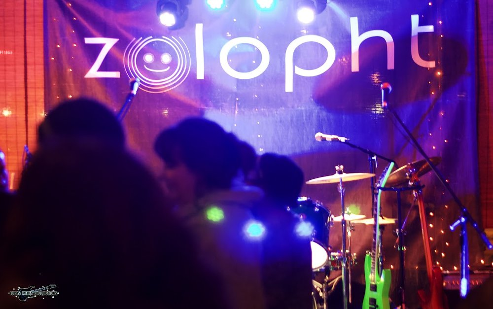 ZOLOPHT set to hit the Jim Beam Stage for the 1st time at their Tour Kickoff Party !