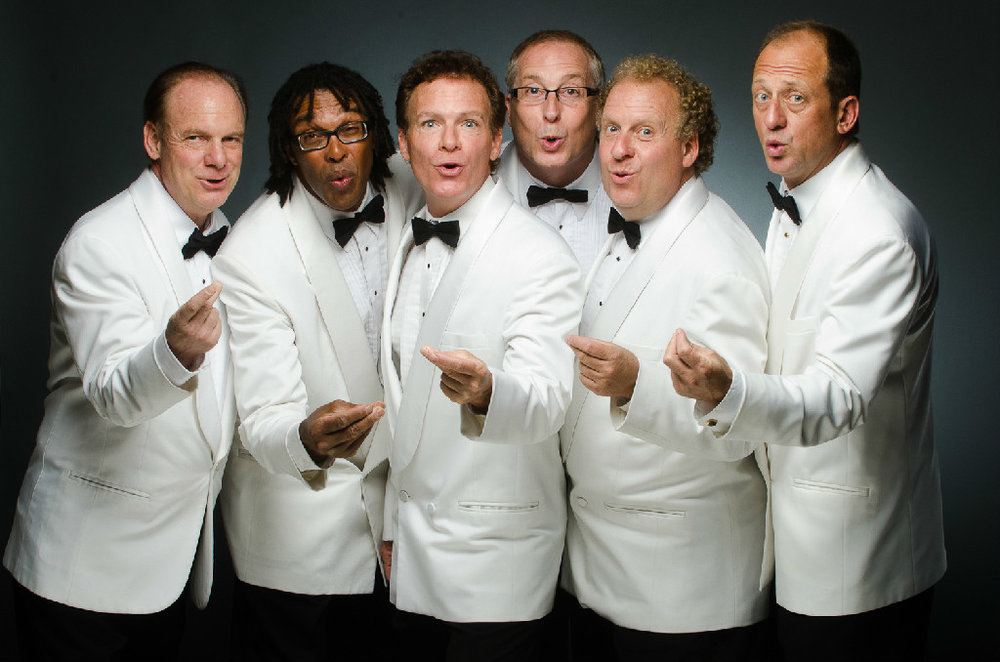 The Nacho Men have used their special blend of dance music, costume changes, choreography and side splitting humor to keep all generations of fans coming back for their high energy interactive rock and roll show.