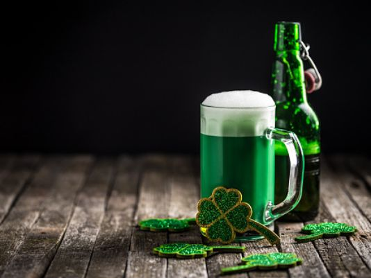 GJ let's get GREEN... Come in for a St Paddy's Day party all day with Green Beer Specials and giveaways all day long and end the night with National Recording Artist Stephen Wesley and the gang!  Gonna be a good one!  See ya at the W!