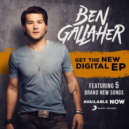 National recording artist Ben Gallaher set to hit the RMEF big Stage Thursday August 23!