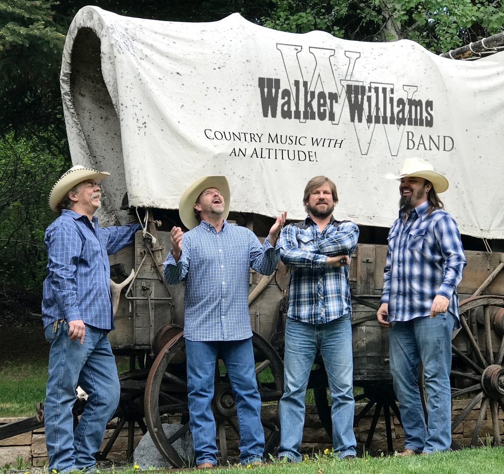 The Boys are back in town!  Come get a little western with some of the best around, Walker and the gang set to hit the stage at 8:30 PM sharp
