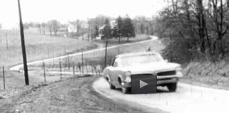 1967 Pontiac LeMans in NOTLD