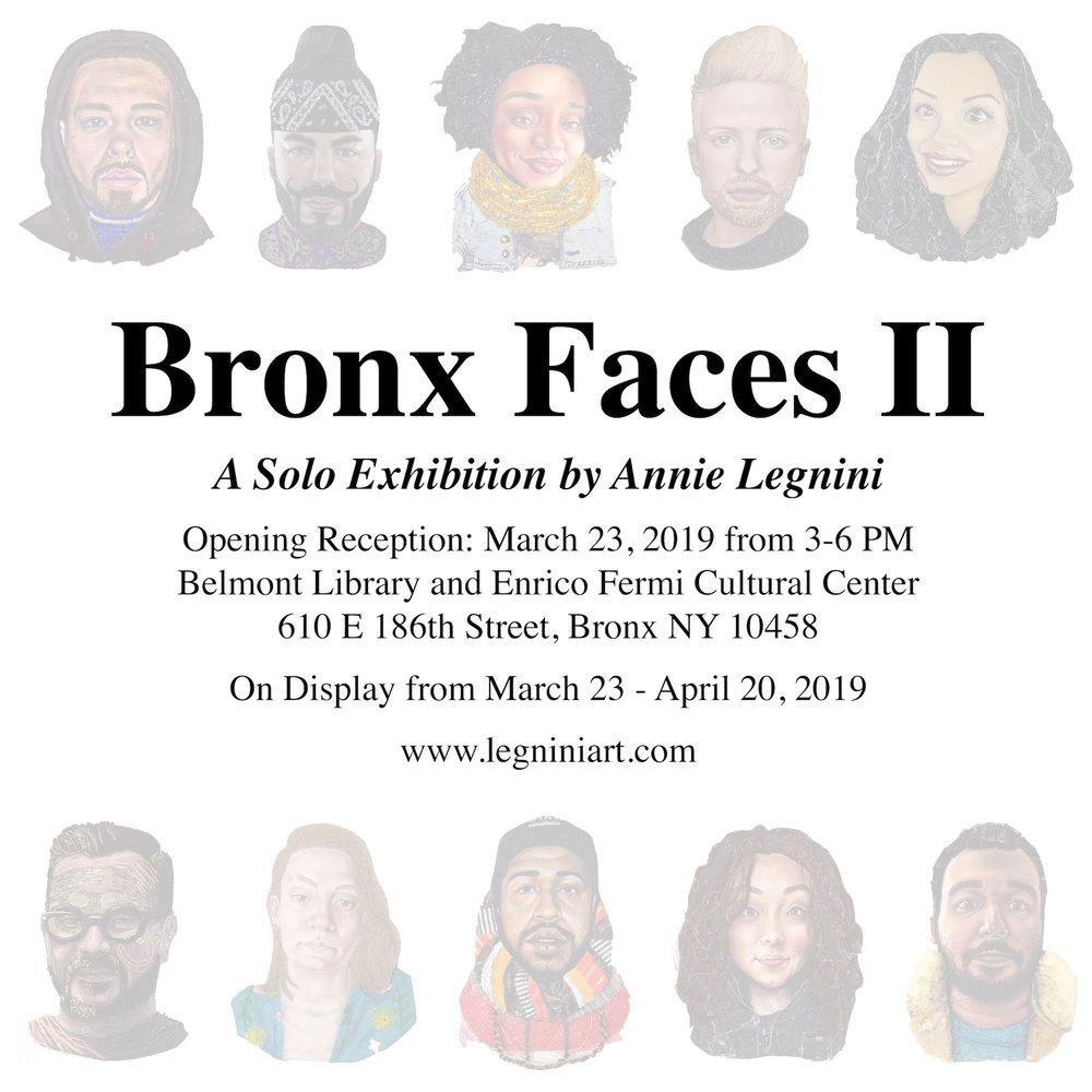 Bronx Faces II