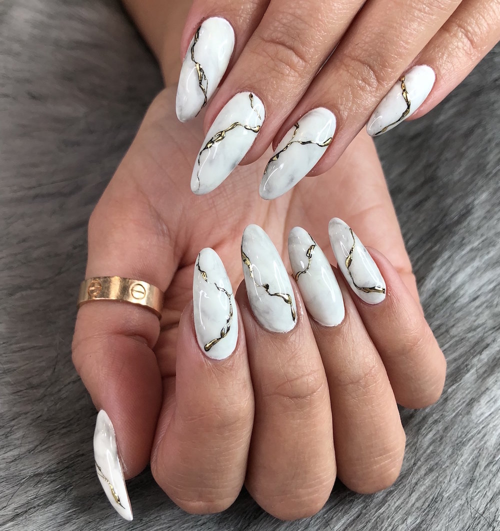 Where I Get My Nails Done | Fiina Nail Lounge — lovelilyxo