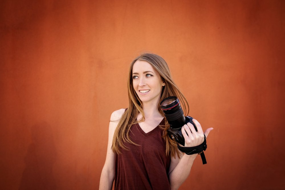 Haven McConkey, photographer at Fetch Photography |  Photo by    Sierra Solis Photography