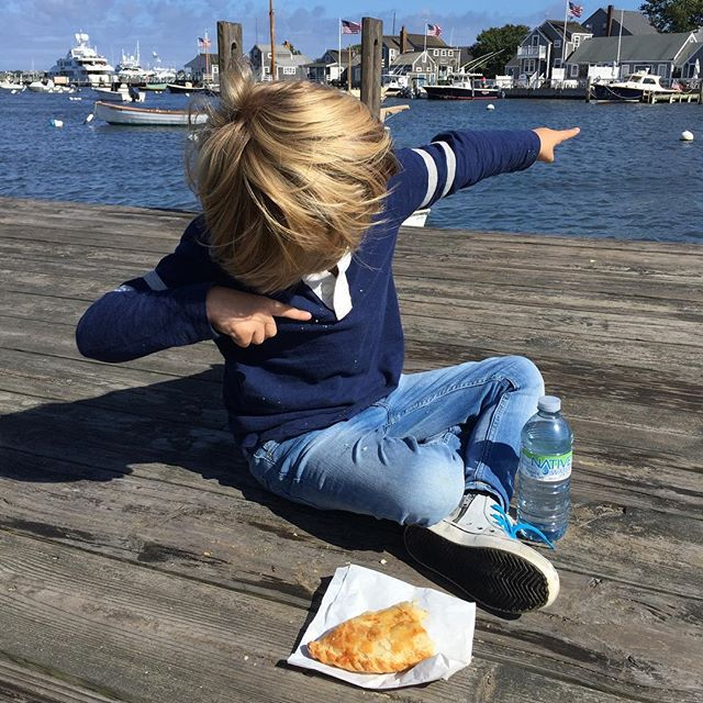 What a great day for a pasty! Little nip in the air, nothing better than a home baked gourmet hand pie. Usain Boalt here loves the ham & cheese the best. What's your favorite pasty we offer? #nantucket #nativmade #pasty #handpie #pies #rustic #pastry #delicious #organic