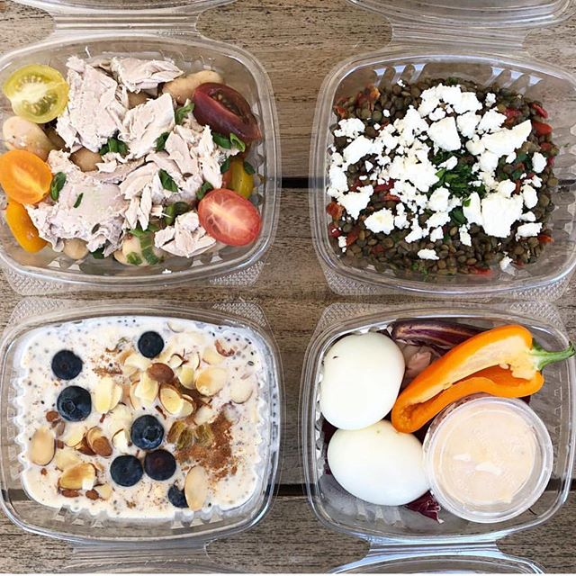 When you're spoilt for choice with healthy options we know we're doing our job! Thanks for this great image @logoffworkoutlv  Nativ Made South Beach @1hotels