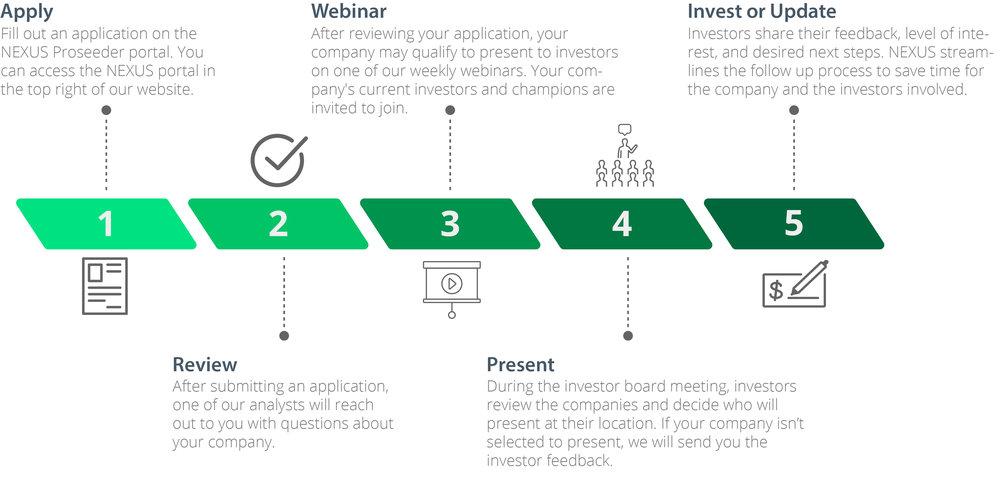 Company Process Timeline