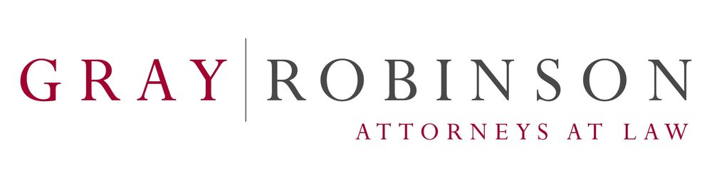 Gray Robinson  is a full-service corporate law firm with 300 attorneys and consultants throughout 13 offices across Florida.
