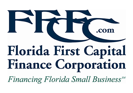 Commercial real estate and equipment loans for  Florida  small businesses available through the SBA 504 Loan Program.