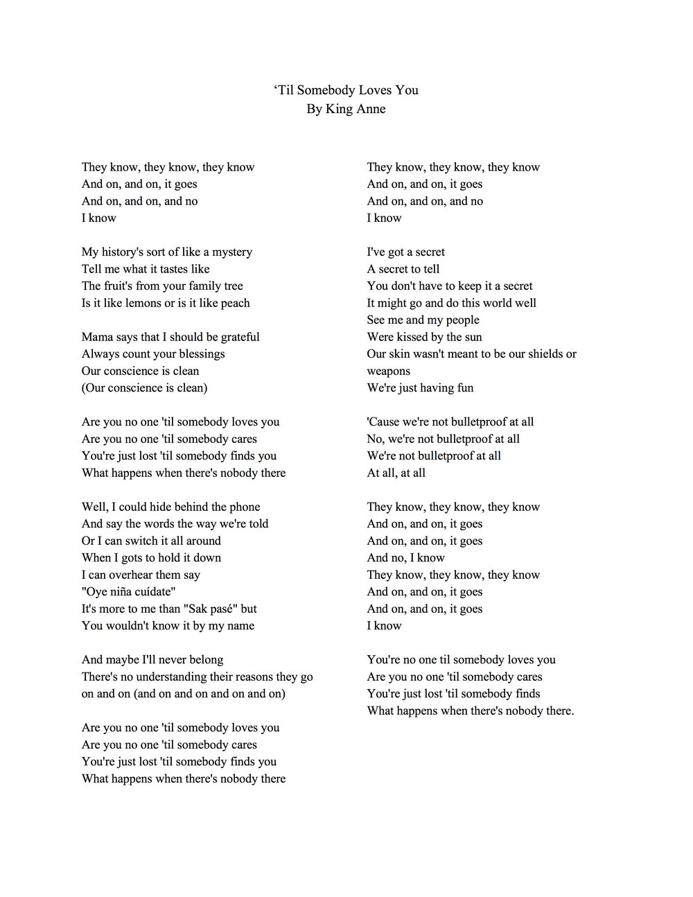 [SONG] 'Til Somebody Loves You by King Anne (1) copy.jpg