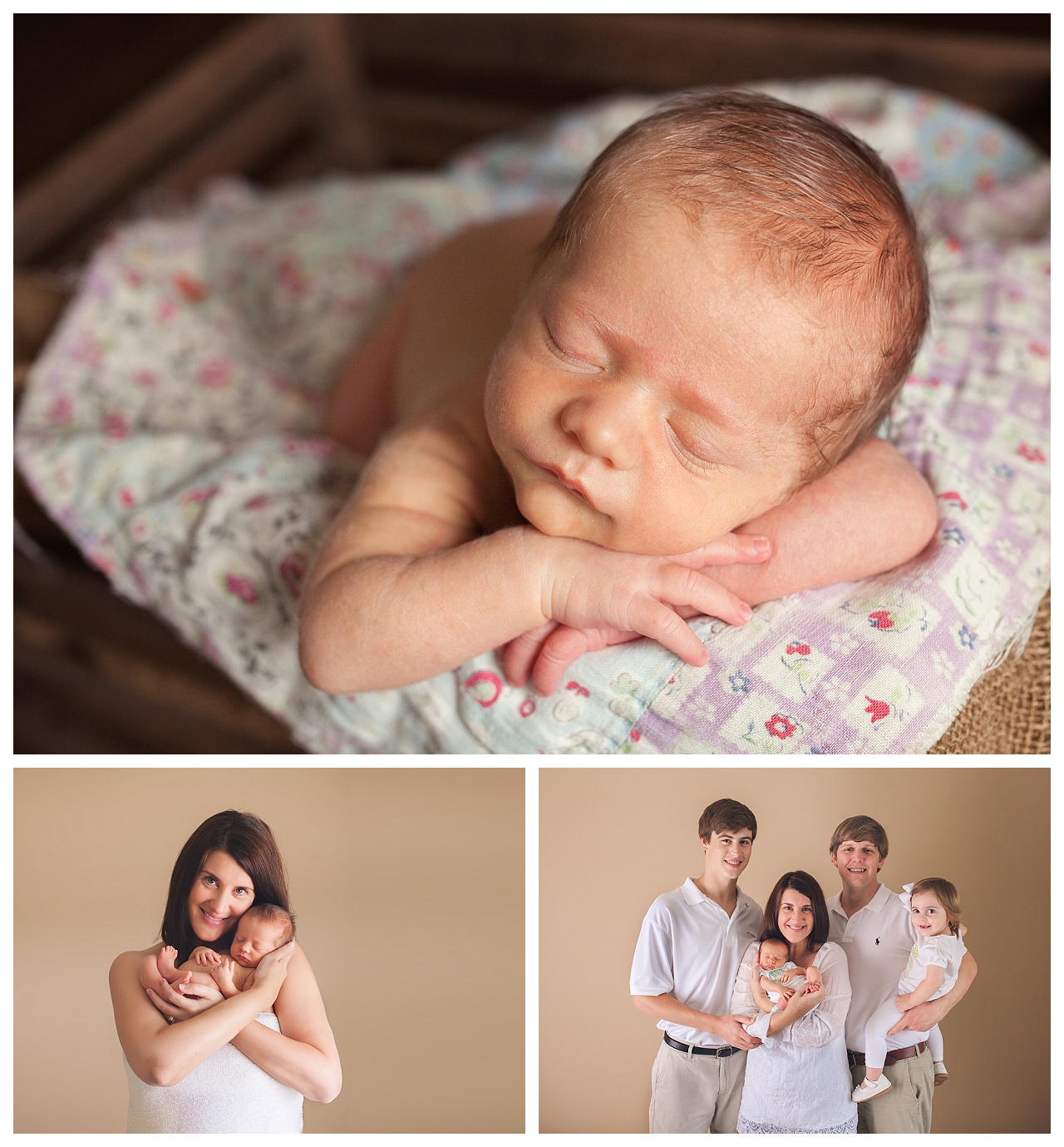 Brunswick GA newborn photographer