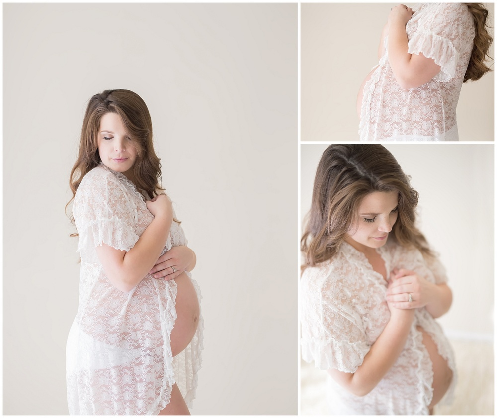 st. simons island studio maternity photographer
