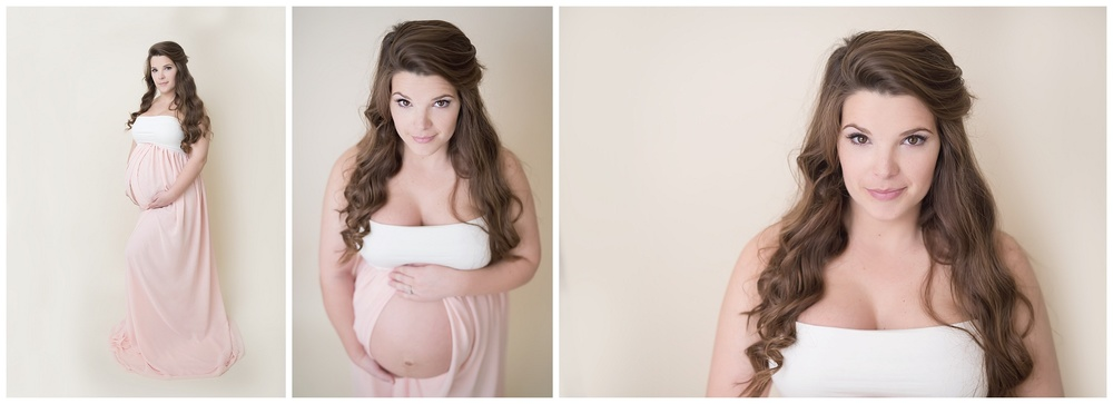 studio maternity session saint simons island