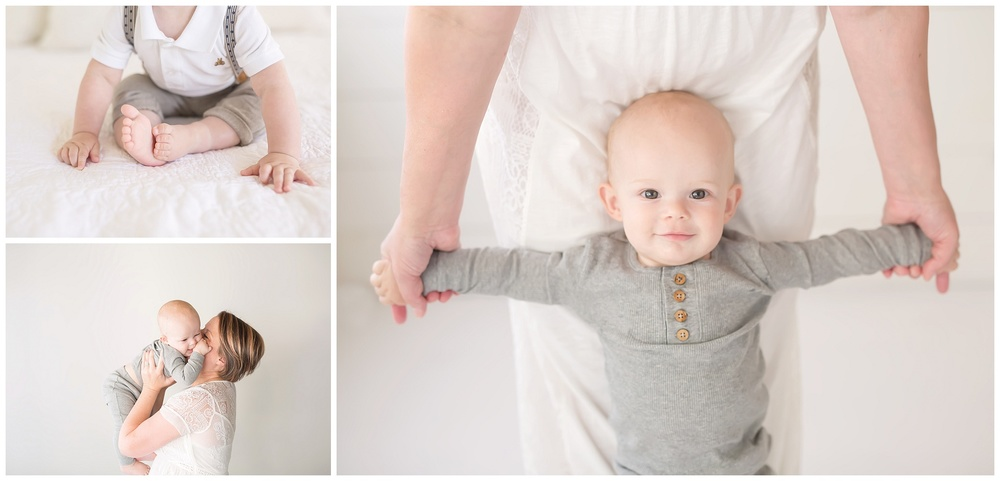 St. Simon's Island Baby Photographer | Candace Hires Photography | www.candacehiresphotography.com