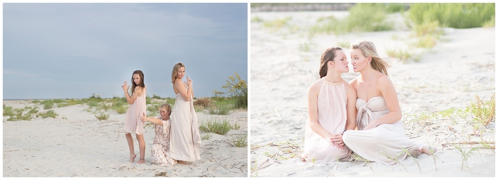 St. Simon's Island Photographer | Family Beach Session in St. Simon's Island