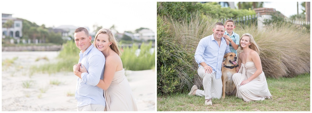 st simons island family photographer | family beach session st simons island