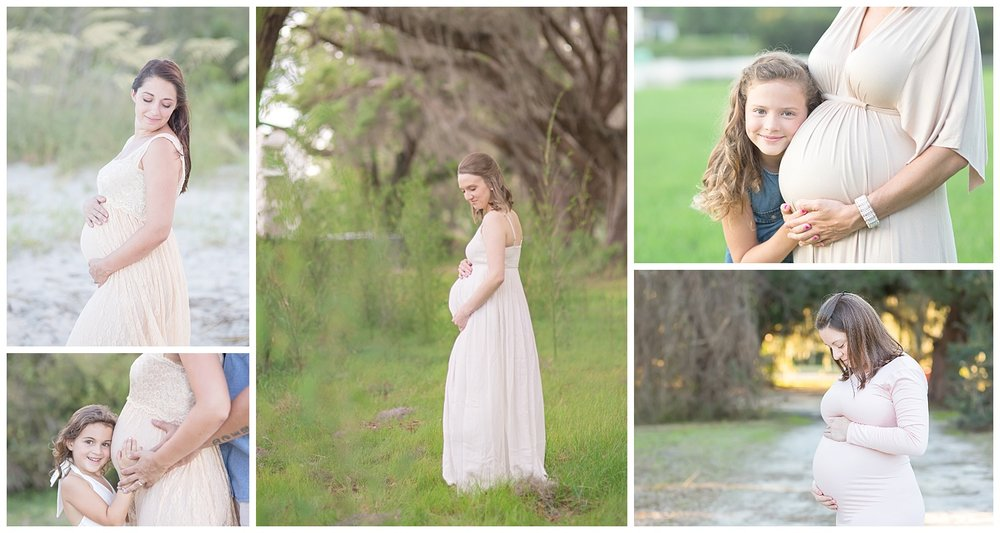 maternity photography in st simons island | candace hires photography | www.candacehiresphotography.com