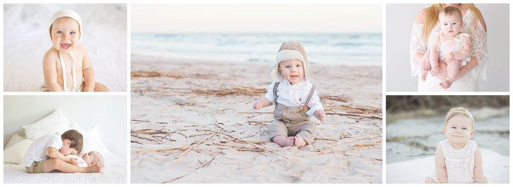 baby photographer st simons island | candace hires photography | www.candacehiresphotography.com