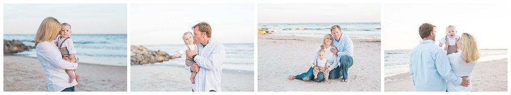st simons island beach family photographer | candace hires photography | www.candacehiresphotography.com