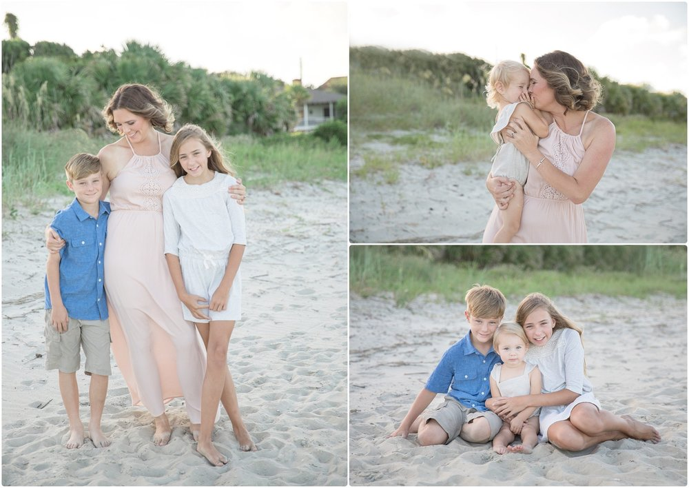 sea island resort family vacation photographer | candace hires photography | candacehiresphotography.com