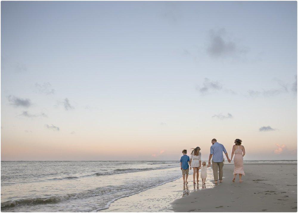 st simons island family vacation photographer | candacehiresphotography.com | candace hires photography