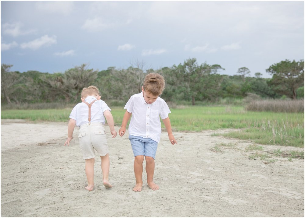 Candace hires photography | www.candacehiresphotography.com | family portraits jekyll island