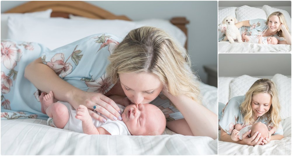 www.candacehiresphotography | Candace hires photography | newborn session at home