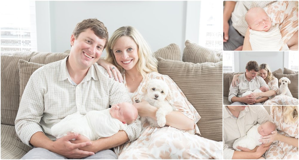 www.candacehiresphotography | Candace hires photography | newborn at home golden isles