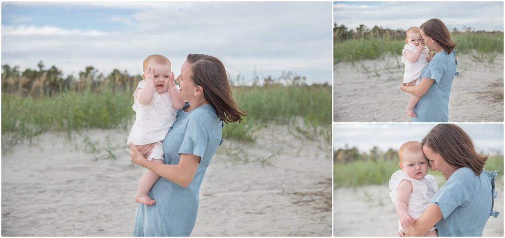 www.candacehiresphotography.com | Candace hires photography | family beach session jekyll island