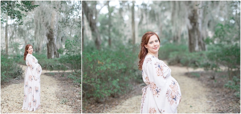 family session at christ church and wesley gardens | candace hires photography