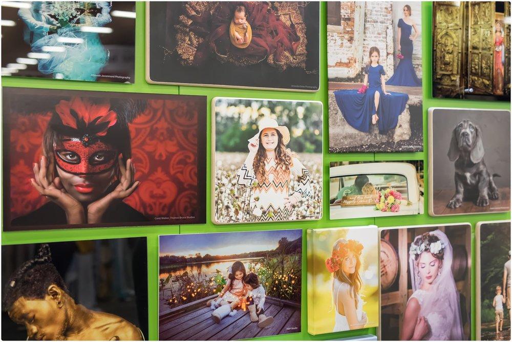imaging usa expo booth photos