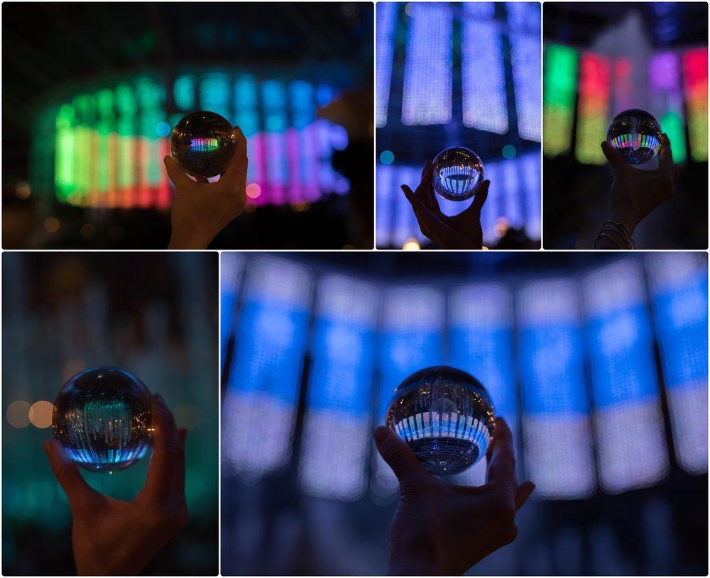 lensball lights