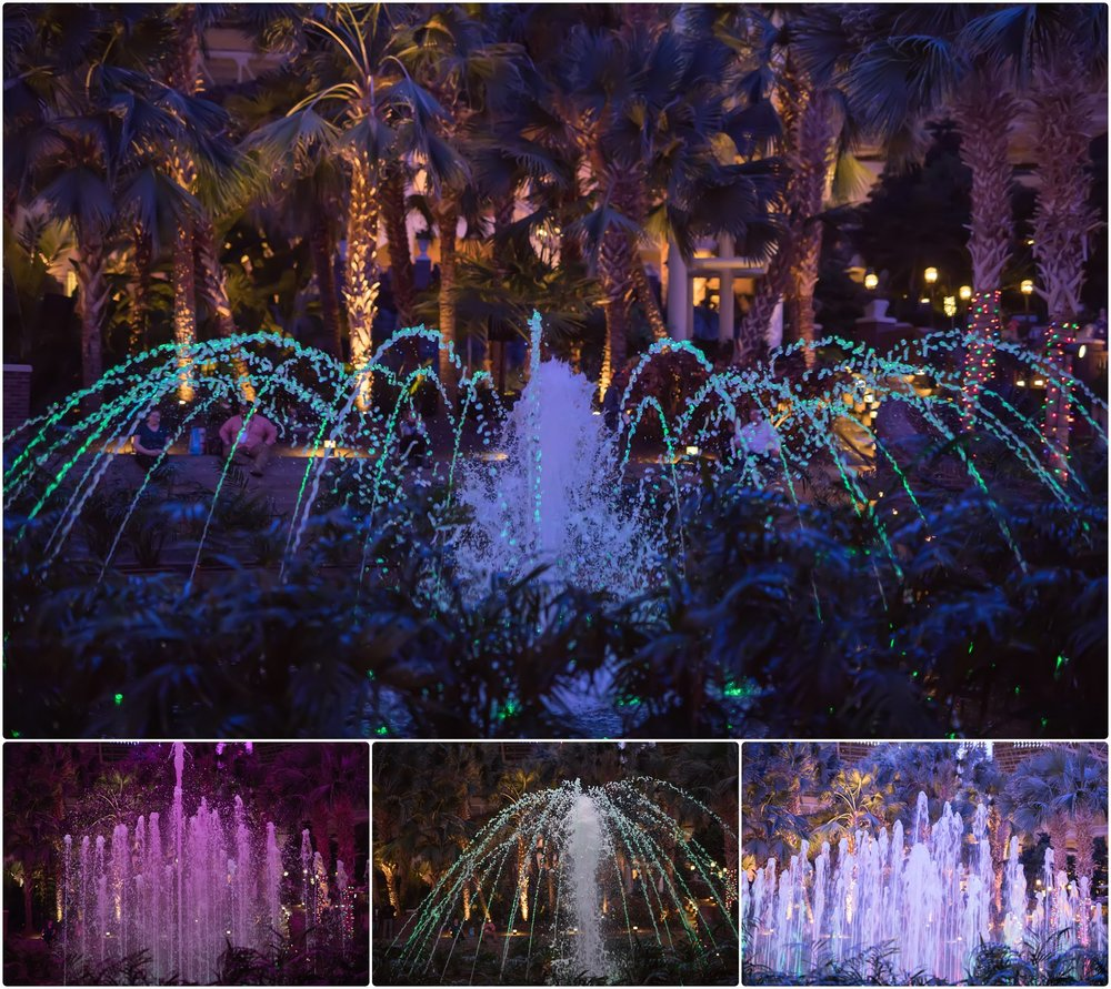 water show at gaylord opryland