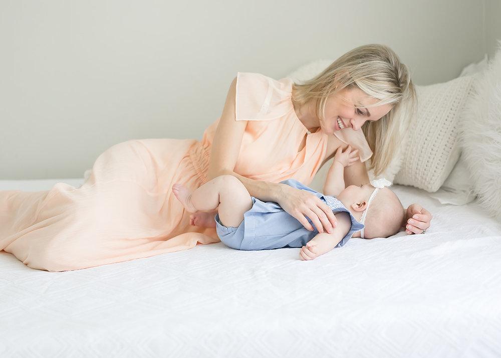 motherhood session st simons island ga