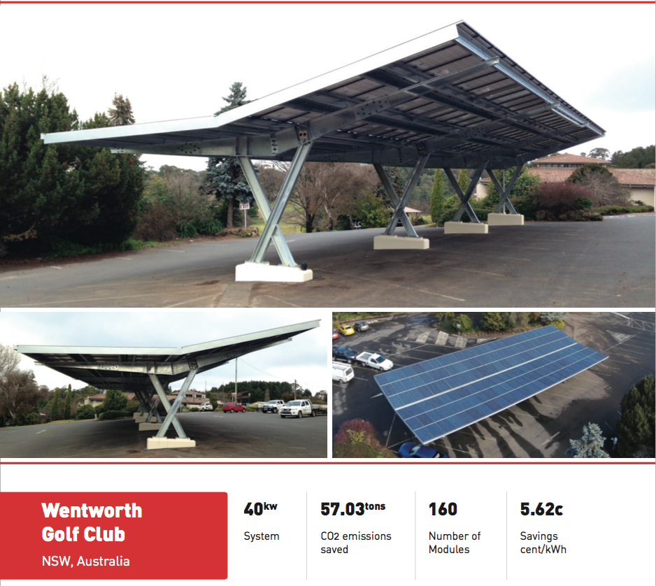 solar_car_shade_Wentworth_Golf_Club