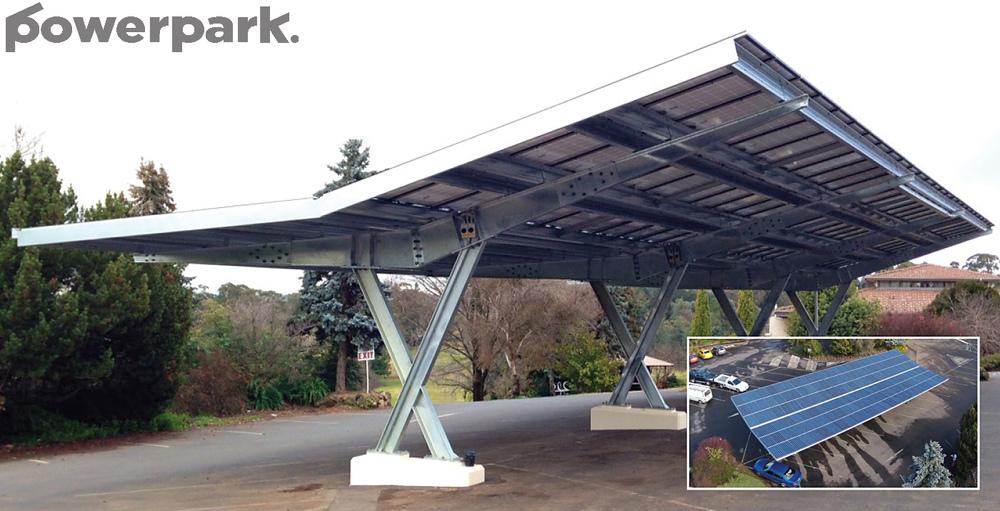 Solar-golf-club-car-park