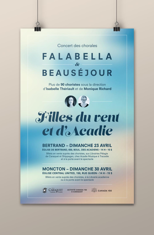 Chorales Falabella et Beauséjour