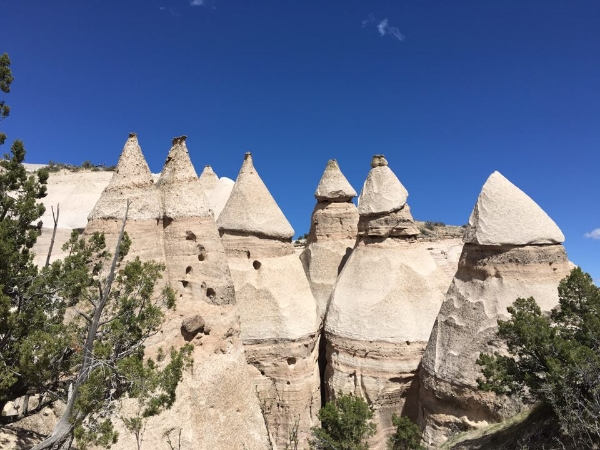 tent rocks (more pics below)