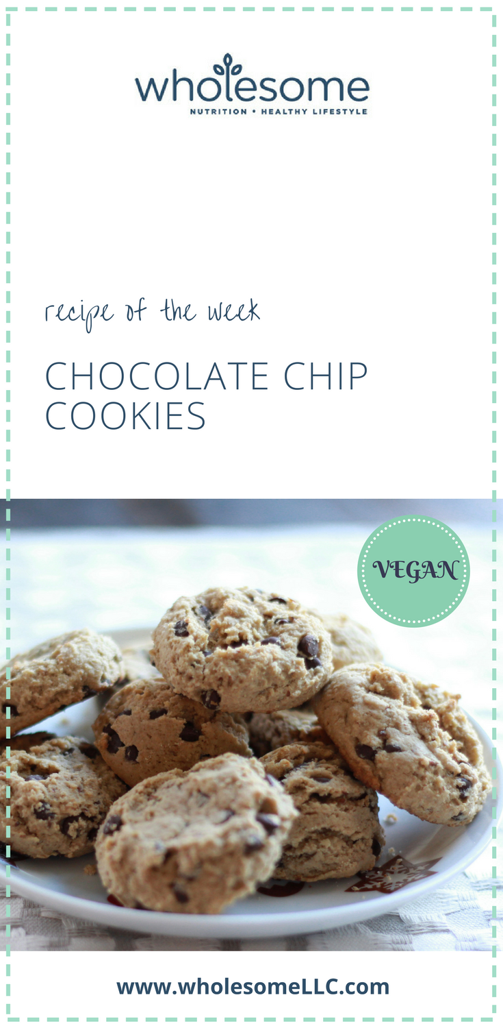 Canva, Chocolate Chip Cookies