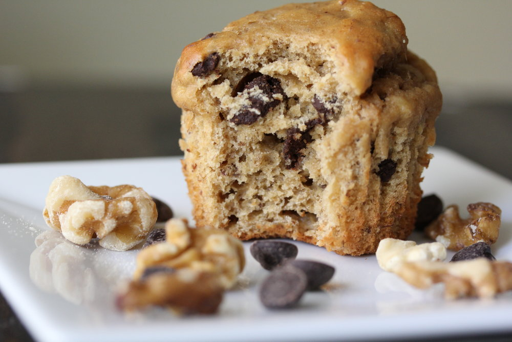 These  are some of my favorite muffins to have on hand for a pre- or post-workout snack!