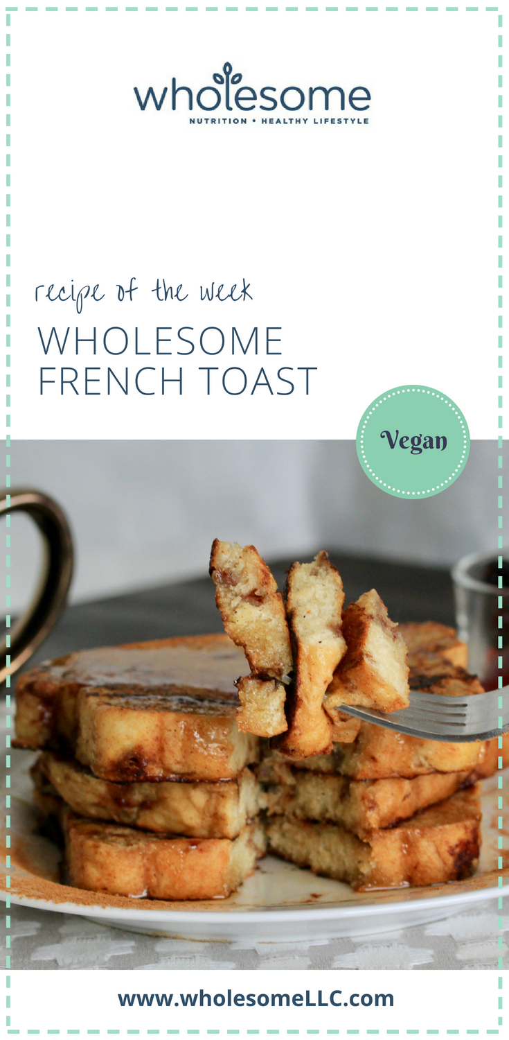 Wholesome French Toast, Pinterest